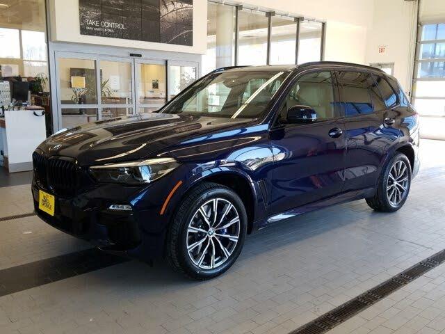 2021 BMW X5 M50i xDrive AWD