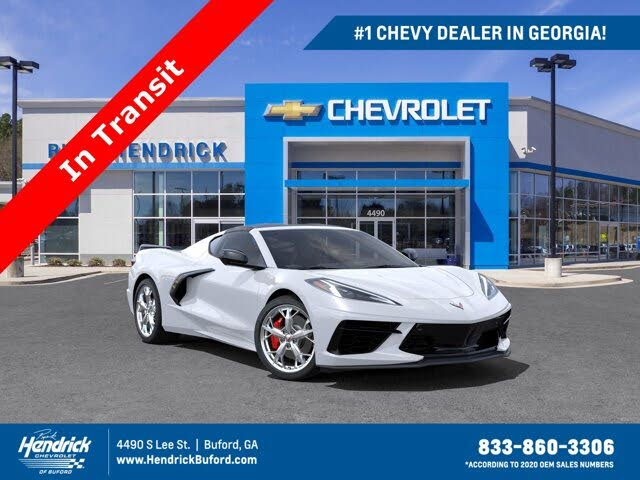 2021 Chevrolet Corvette Stingray 2LT Coupe RWD