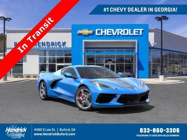 2021 Chevrolet Corvette Stingray 3LT Coupe RWD