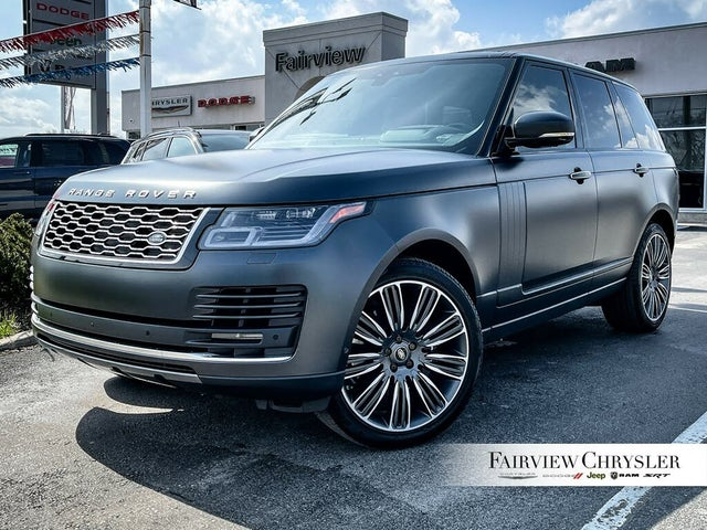 2020 Land Rover Range Rover Autobiography V8 4WD