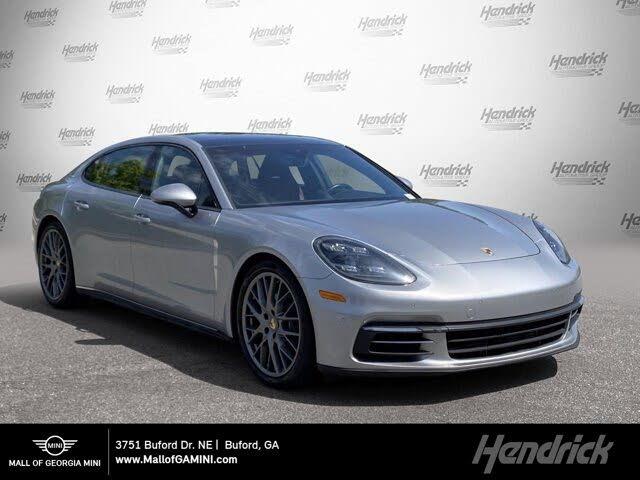 2018 Porsche Panamera 4 Executive AWD