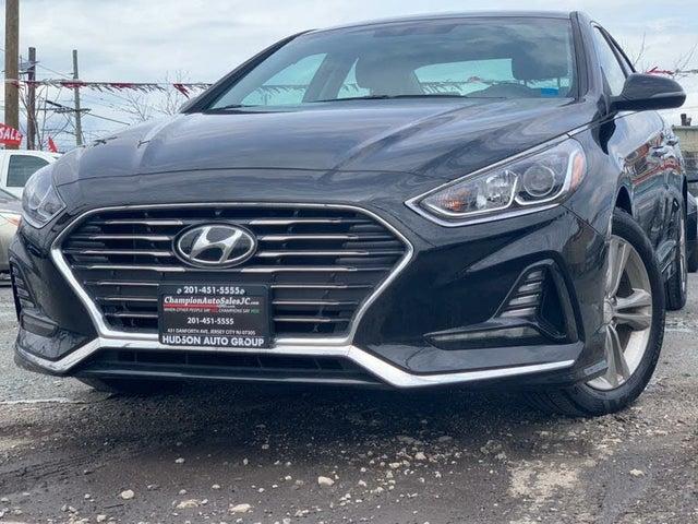 2018 Hyundai Sonata SEL FWD