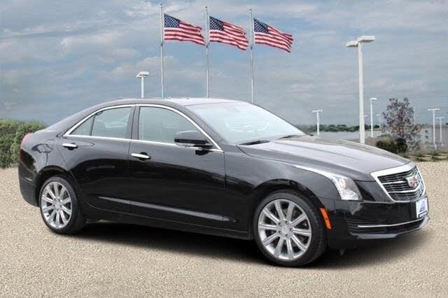 2018 Cadillac ATS 2.0T Luxury AWD