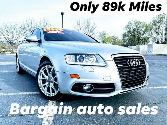 2011 Audi A6 3.0T quattro Premium Plus Sedan AWD