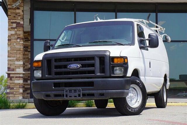 2010 Ford E-Series E-250 Cargo Van