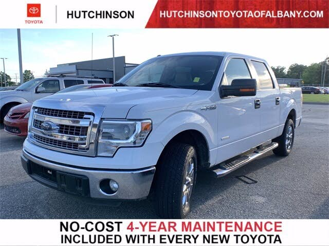 2014 Ford F-150 Limited SuperCrew