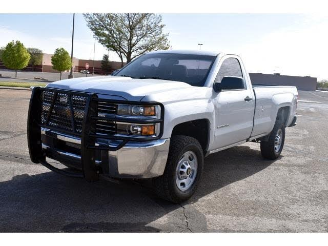 2016 Chevrolet Silverado 2500HD Work Truck LB 4WD