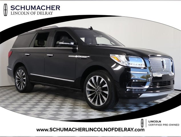 2019 Lincoln Navigator Select RWD
