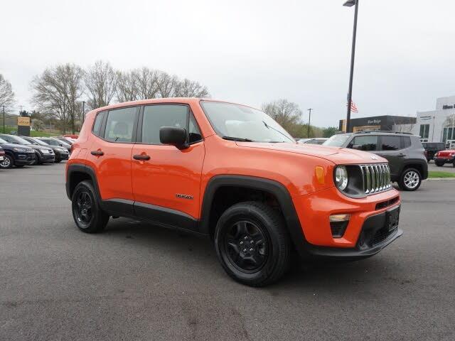 2019 Jeep Renegade Sport 4WD