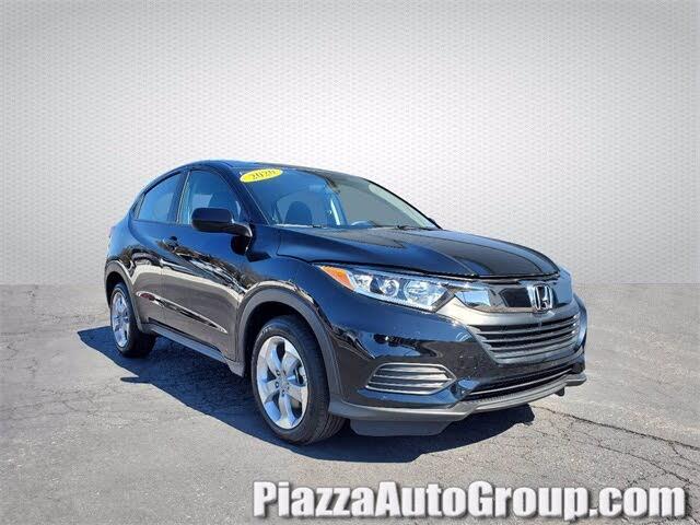 2020 Honda HR-V LX AWD