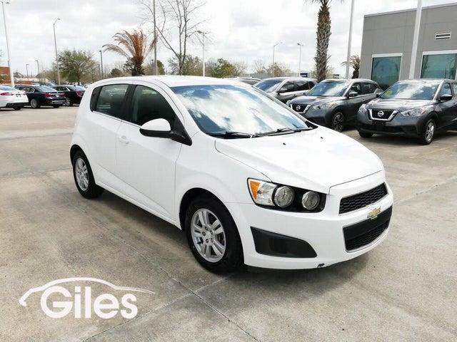 2016 Chevrolet Sonic LT Hatchback FWD