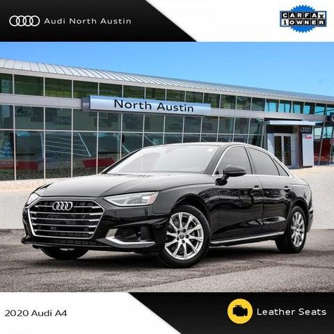 2020 Audi A4 2.0T Premium FWD