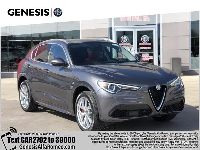 2021 Alfa Romeo Stelvio Ti AWD