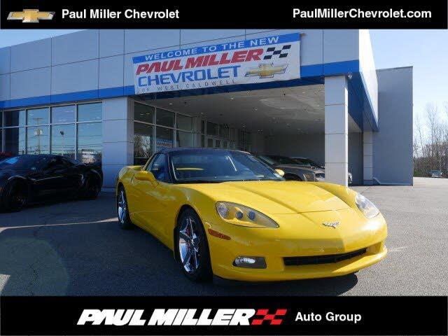 2007 Chevrolet Corvette Coupe RWD