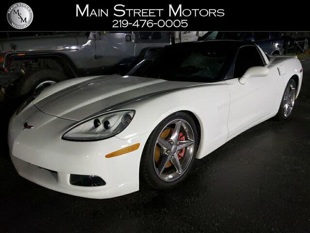 2011 Chevrolet Corvette 3LT Coupe RWD
