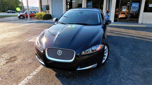2013 Jaguar XF XF 3.0L RWD