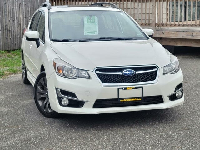 2016 Subaru Impreza 2.0i Sport Premium Hatchback AWD
