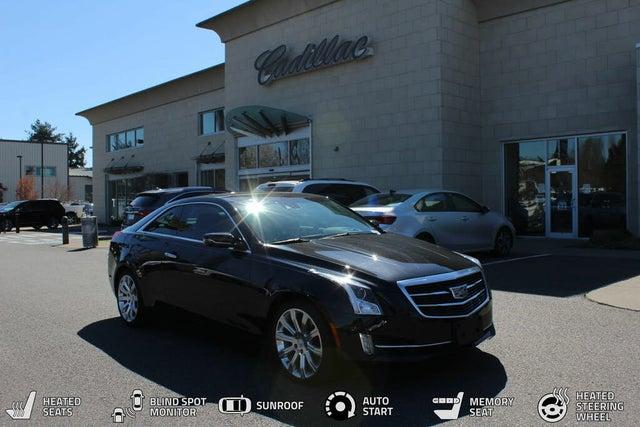 2019 Cadillac ATS Coupe 3.6L Premium Luxury RWD