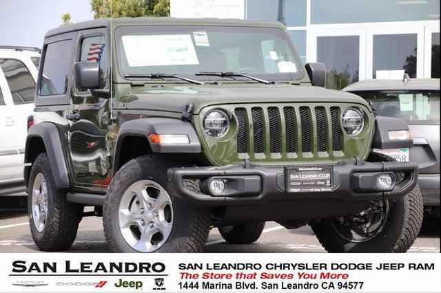 2021 Jeep Wrangler Freedom 4WD