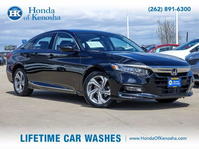 2019 Honda Accord 1.5T EX FWD