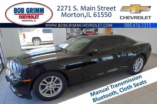 2015 Chevrolet Camaro 1LS Coupe RWD