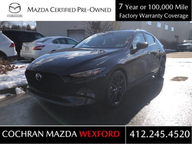 2019 Mazda MAZDA3 Premium Hatchback AWD
