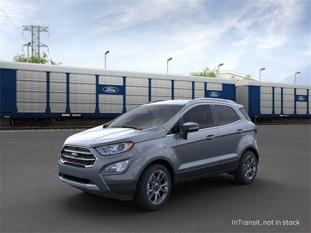 2021 Ford EcoSport Titanium FWD