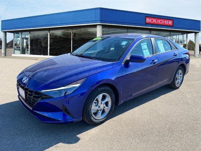 2021 Hyundai Elantra SE FWD