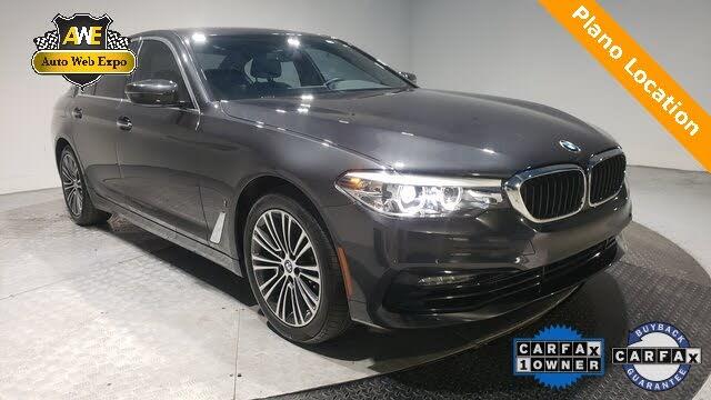 2018 BMW 5 Series 530e iPerformance Sedan RWD