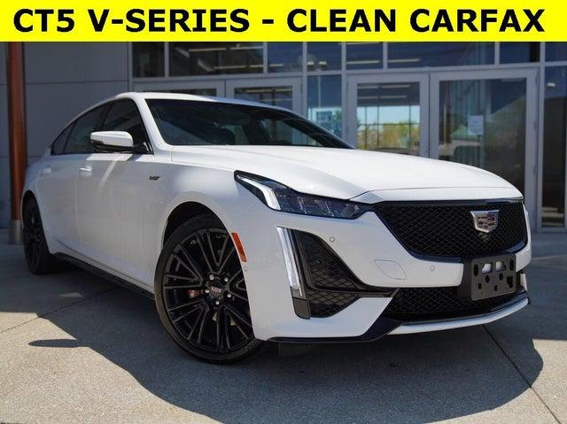2020 Cadillac CT5 V-Series AWD
