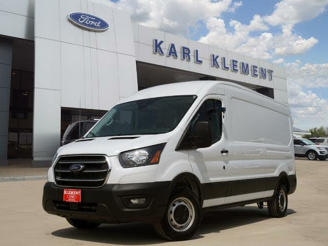 2020 Ford Transit Cargo 150 Medium Roof RWD with Sliding Passenger-Side Door