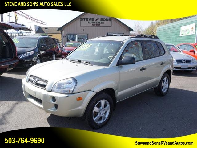 2006 Hyundai Tucson GL 2WD