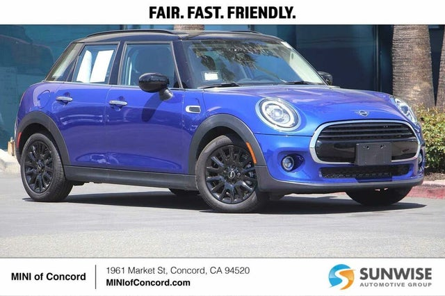 2021 MINI Cooper 4-Door Hatchback FWD