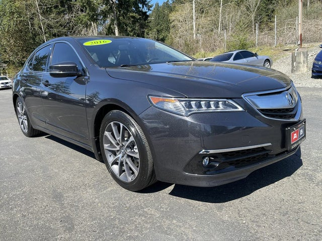 2016 Acura TLX V6 FWD
