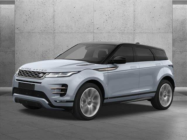 2021 Land Rover Range Rover Evoque P300 R-Dynamic SE AWD