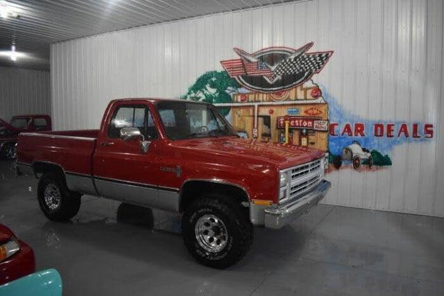 1985 Chevrolet C/K 10 4WD