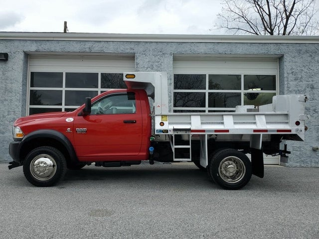 2011 RAM 5500 Chassis 4WD