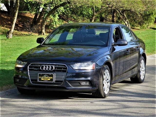 2014 Audi A4 2.0T quattro Premium AWD