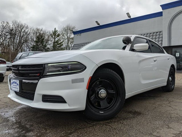 2016 Dodge Charger Police RWD