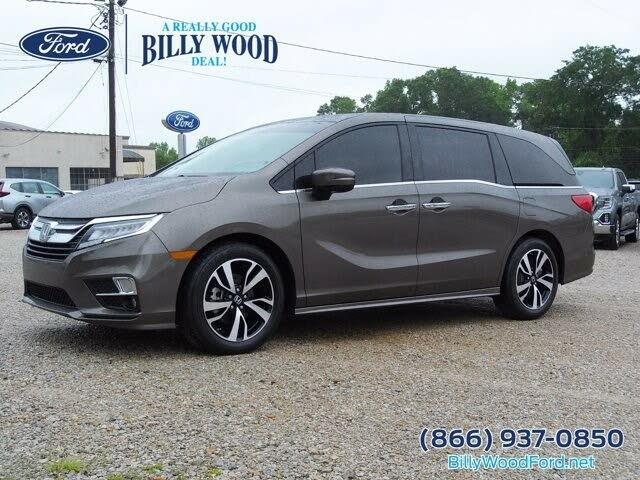 2020 Honda Odyssey Elite FWD