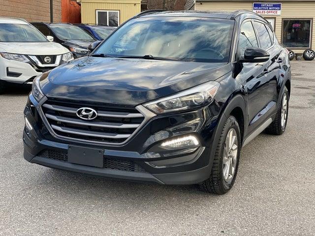 2018 Hyundai Tucson 2.0L Luxury AWD