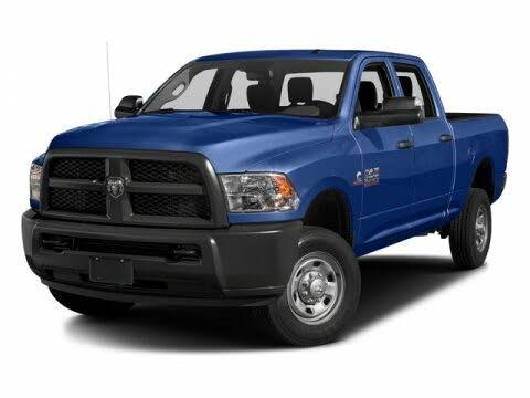 2016 RAM 2500 Tradesman Crew Cab 4WD