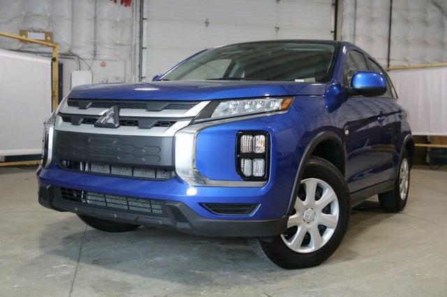 2020 Mitsubishi RVR ES AWC 4WD