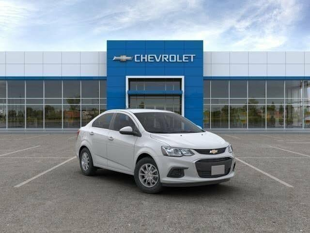 2019 Chevrolet Sonic LT Sedan FWD