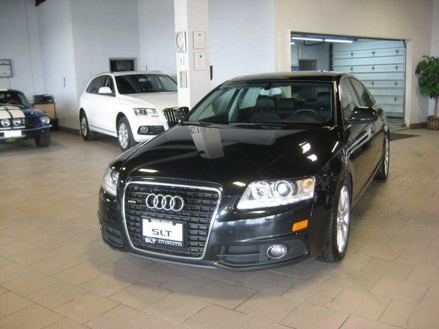 2010 Audi A6 3.0T quattro Special Edition Sedan AWD