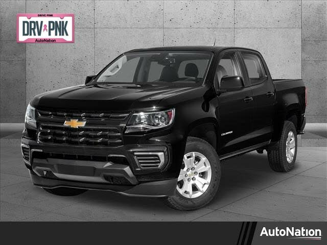 2021 Chevrolet Colorado Z71 Crew Cab RWD