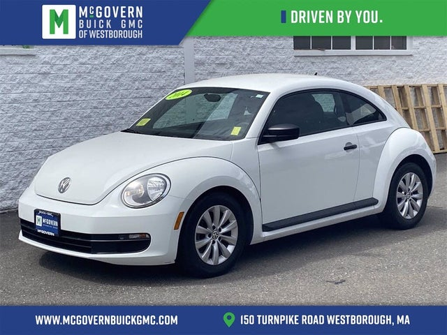 2014 Volkswagen Beetle 1.8T Entry