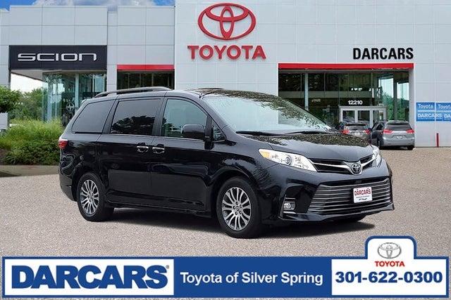 2020 Toyota Sienna XLE Premium 8-Passenger FWD