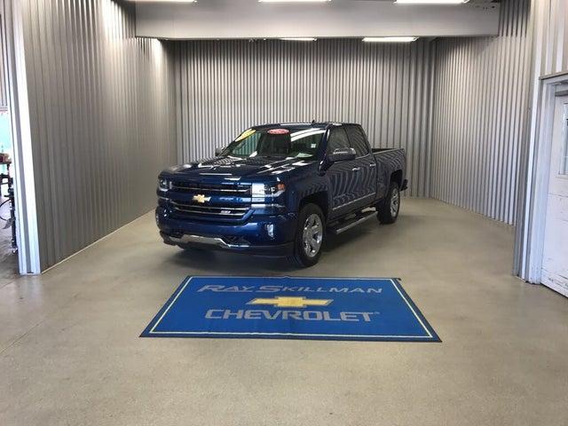 2018 Chevrolet Silverado 1500 LTZ Double Cab 4WD