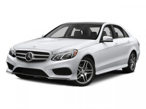2015 Mercedes-Benz E-Class E 350 Sedan RWD